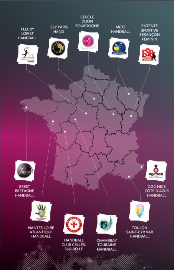 LFH_1617_Carte des clubs
