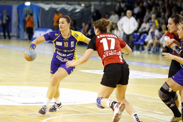 Sophie Herbrecht, internationale française, Toulon Saint-Cyr Var Handball