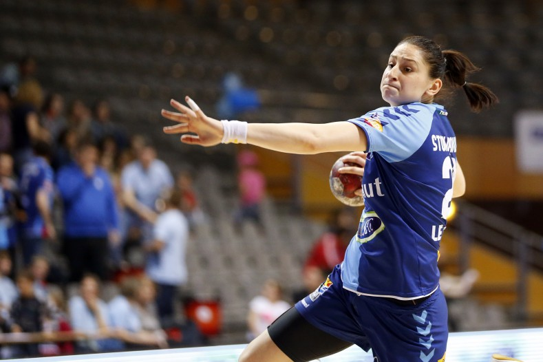 Jovana Stoiljkovic, internationale serbe, Havre Athletic Club Handball