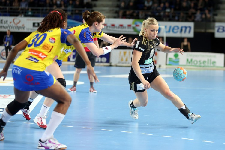 Stine Oftedal LFH Issy Paris