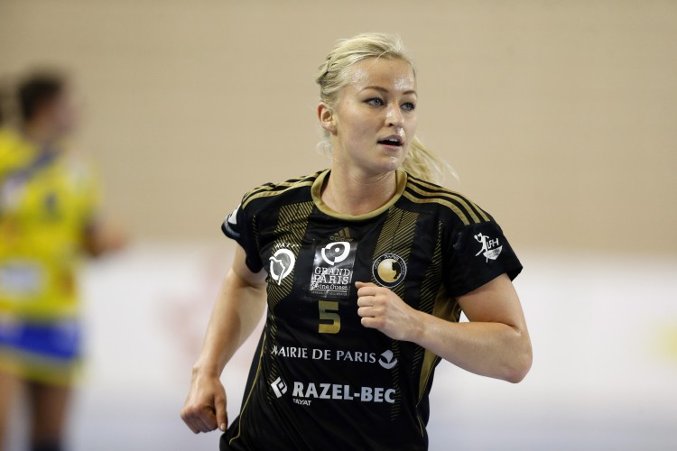 Stine Oftedal Issy Paris LFH
