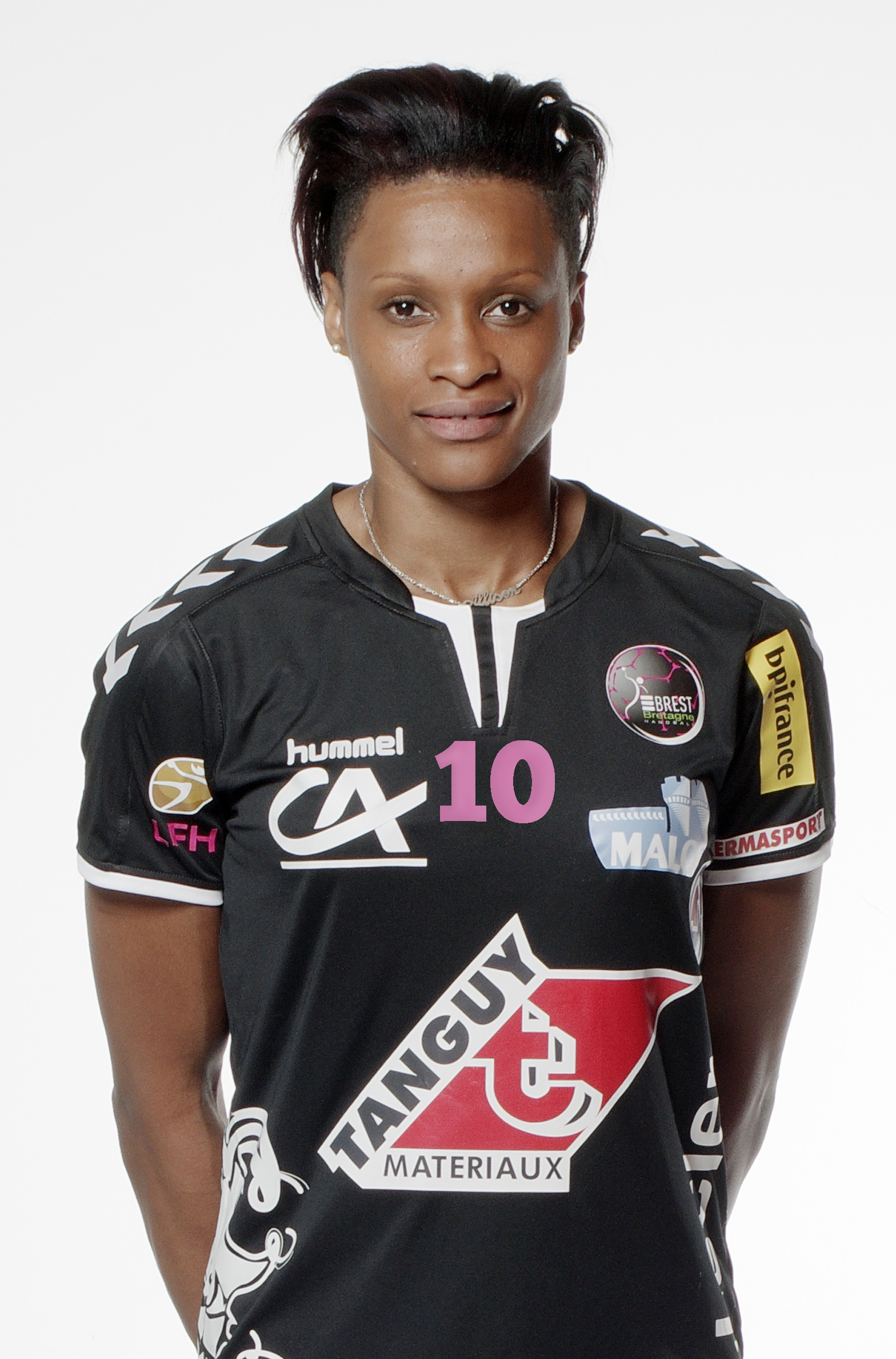 Allison Pineau Ligue F 233 Minine De Handball