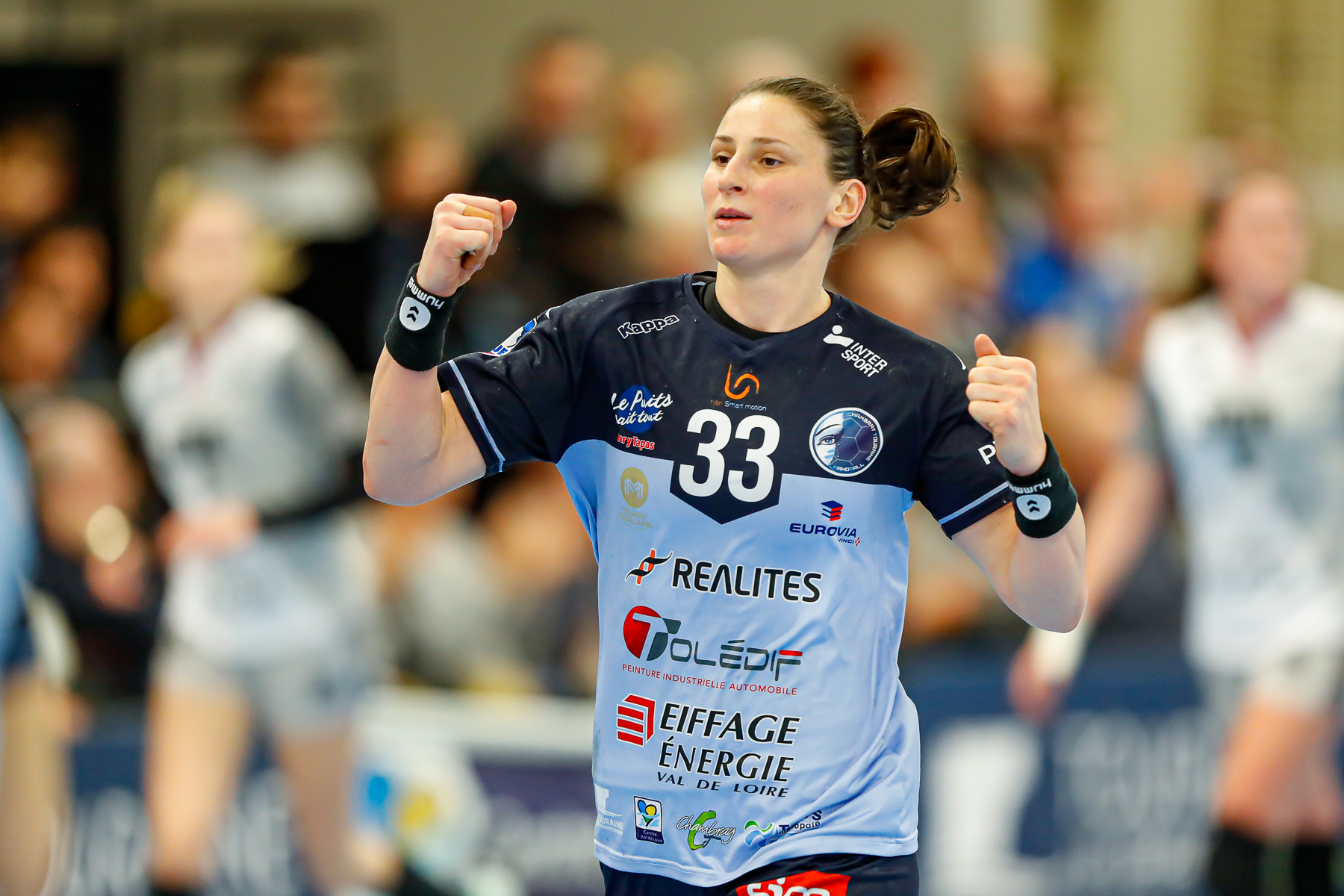 Jovana Stoiljkovic (Chambray Touraine Handball)