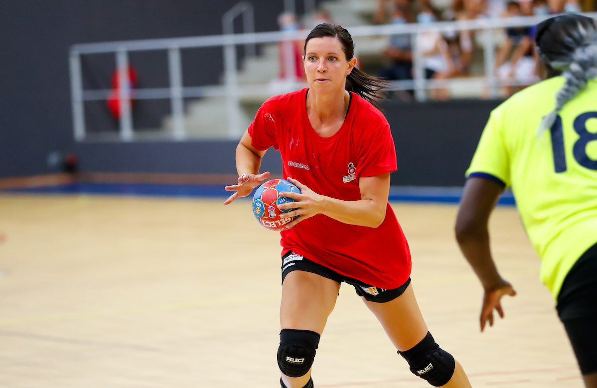 HANDBALL : Bourg de Peage vs Nice - Amical - Ligue Butagaz Energie - 21/08/2020