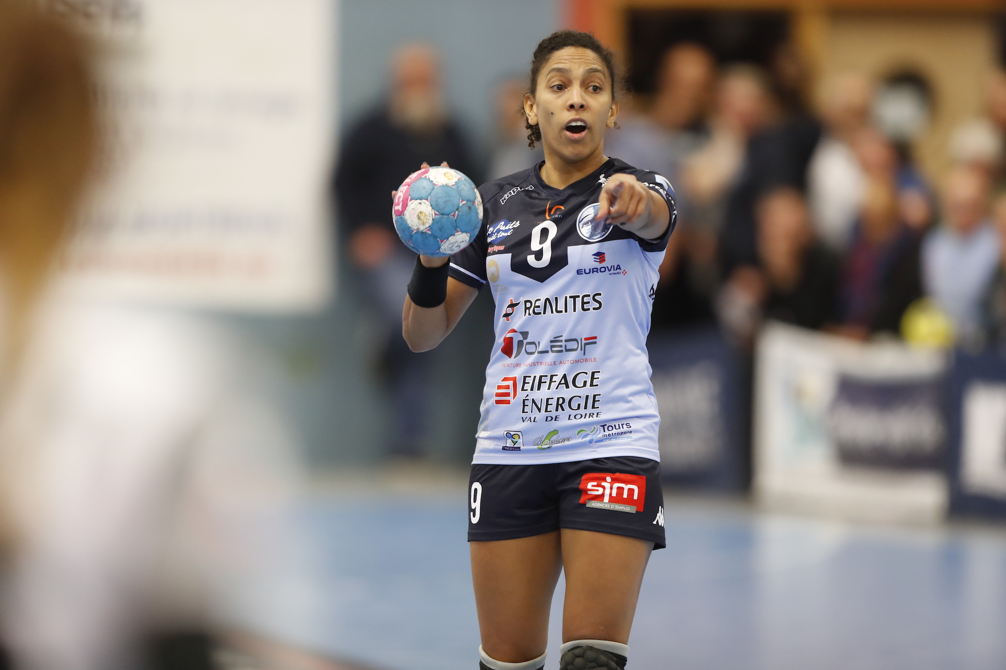 HANDBALL : Chambray Touraine Handball Vs JDA Dijon Hand - Ligue Butagaz Energie - J18 - 26/02/2020