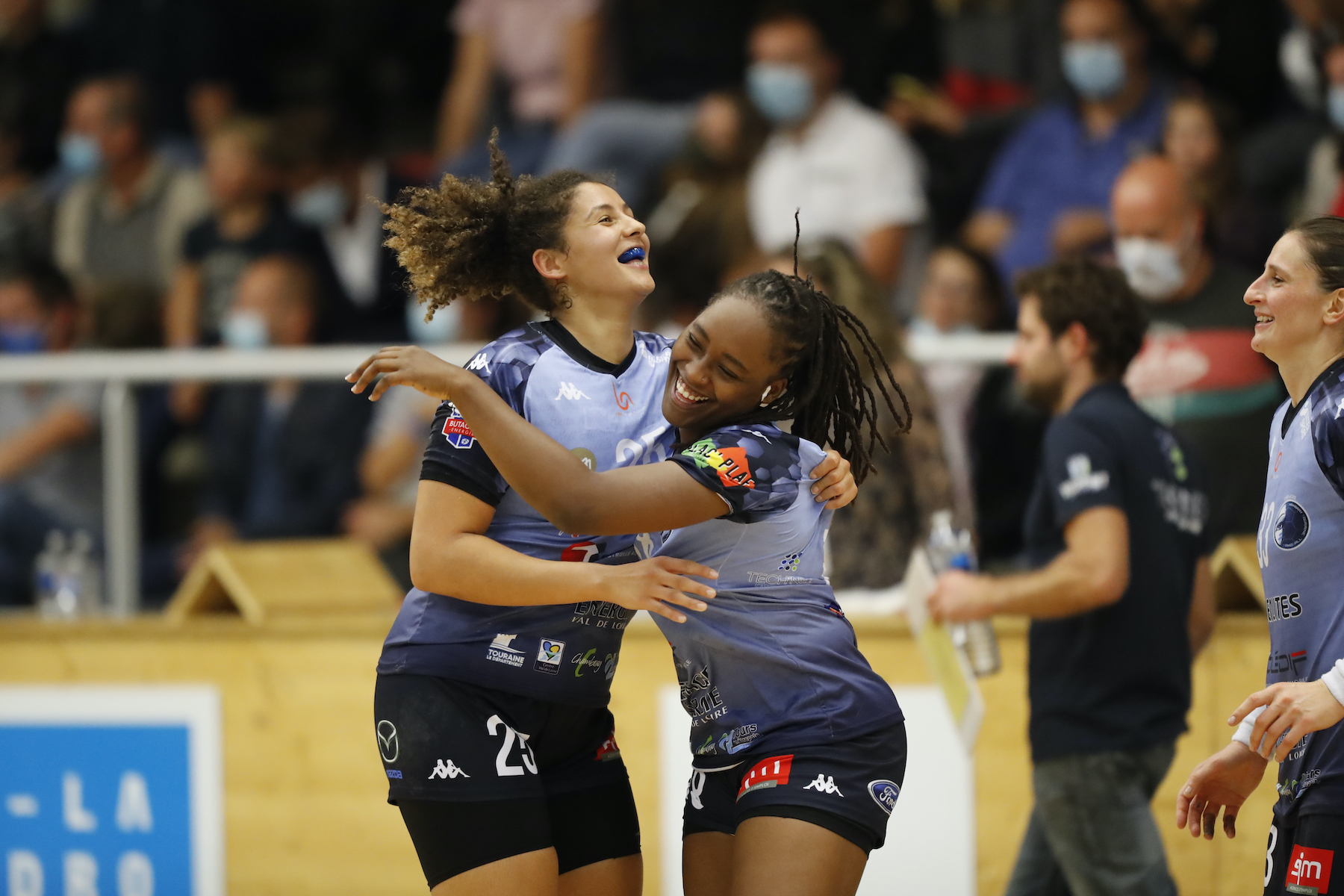HANDBALL : Bourg de Peage Drome Handball vs Chambray Touraine Handball - J03 - Ligue Butagaz Energie - 26/09/2020